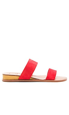 Payce Sandal in Red
