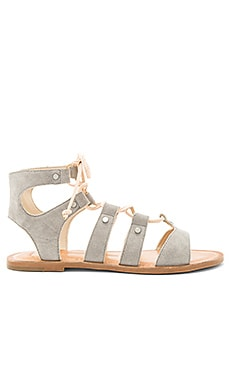 Jasmyn Sandal in Grey