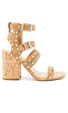 Effie Sandal in Tan
