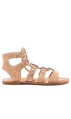 Jasmyn Sandal in Blush