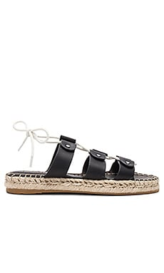 Vana Sandal in Black