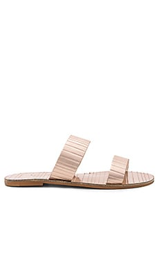 Jaz Sandal in Copper