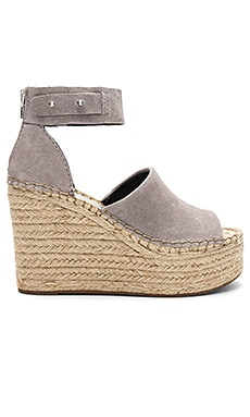 Straw Wedge Dolce Vita $120