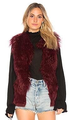 Жилет faux fur - DOMA