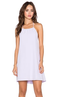 Donna Mizani x REVOLVE Halter Mini Dress in Orchid Hush