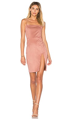 Willa Dress in Cameo Pink