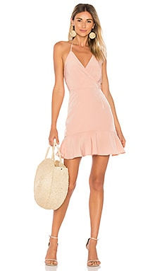 Avery Ruffle Dress