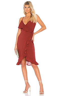 Kate Midi Dress Donna Mizani $142