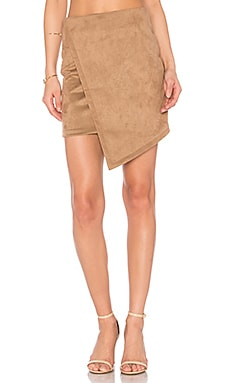 Dakota Skirt in Mocha