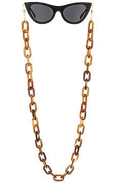 Acetate Sunny Chain DONNI. $62