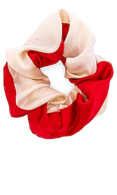 Two Tone Chiquita Scrunchie DONNI. $15 (FINAL SALE)