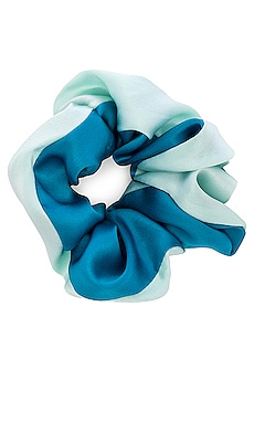 Two Tone Chiquita Scrunchie DONNI. $22