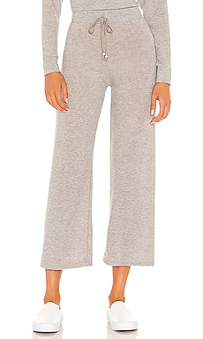 Sweater Cropped Flare Sweatpant DONNI. $144
