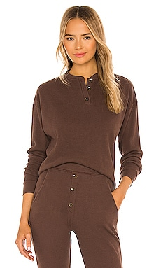 Thermal Henley DONNI. $134