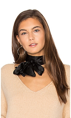 Soiree Scarf in Black