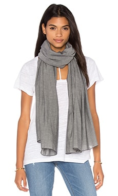DONNI CHARM Ace Scarf in Grey