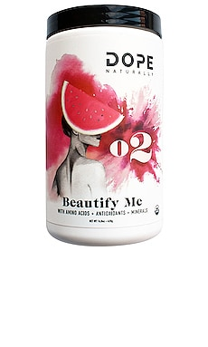 Beautify Me with Amino Acids + Antioxidants + Minerals DOPE Naturally $50 NEW ARRIVAL