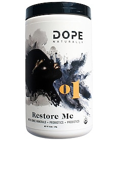 COMPLÉMENTS RESTORE ME DOPE Naturally $58