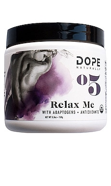 Relax Me with Antioxidants + Superfruits DOPE Naturally $35