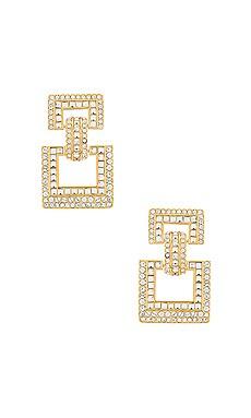 Livia Earrings Dorsey $72