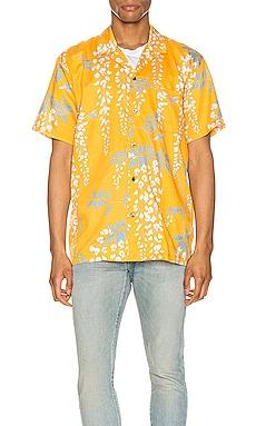 Hawaiian Shirt DOUBLE RAINBOUU $75