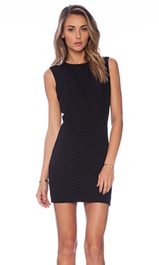 d.RA Martell Tank Dress in Witch Black