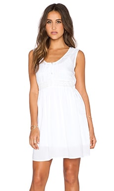 d.RA Leonis Dress in White