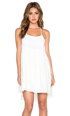 d.RA Obrant Dress in White