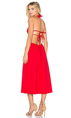 d.RA Levi Dress in Red