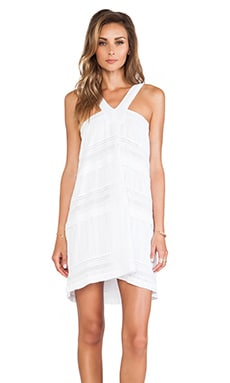 d.RA Shanna Dress in White