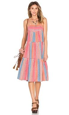 d.RA Noelle Dress in Marketplace Stripe