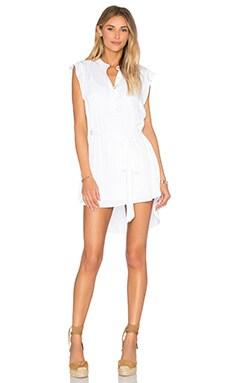 d.RA Olivie Dress in White