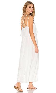 Brigitte Dress in Ivory