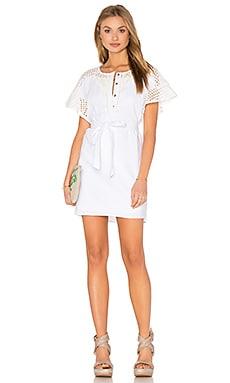 d.RA Cherie Dress in White
