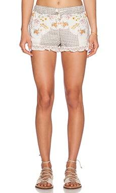 d.RA Sol Shorts in Picnic Print