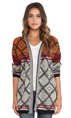 d.RA Cassie Sweater in Multi