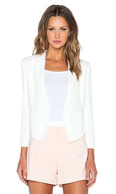 d.RA Rigel Blazer in White