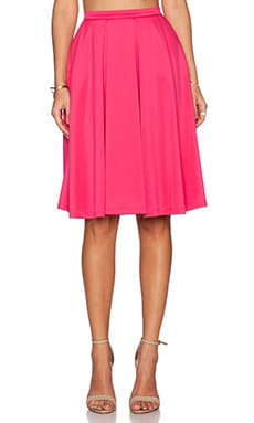 Serafina Skirt in Hot Pink