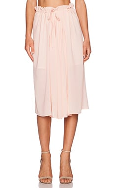 d.RA Dab Skirt in Blush