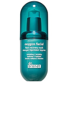 Oxygen Facial Flash Recovery Mask dr. brandt skincare $70