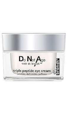 Do Not Age Triple Peptide Eye Cream dr. brandt skincare $82
