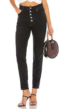 Nora Straight Leg Dr. Denim $62