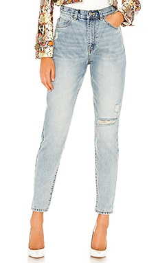 Nora Straight Dr. Denim $60
