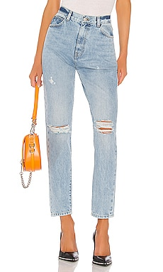 Nora Straight Dr. Denim $85