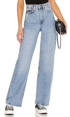 Echo Wide Leg Dr. Denim $85