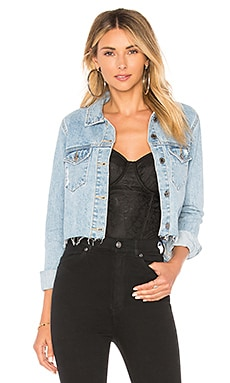 BLOUSON JEANIE Dr. Denim $105 BEST SELLER
