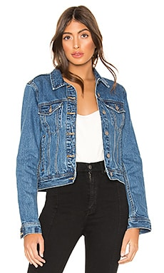 Viva Trucker Jacket Dr. Denim $100