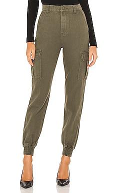 Ruby Cargo Trouser Dr. Denim $85 NEW
