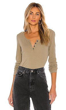 Toni Long Sleeve Top Dr. Denim $34