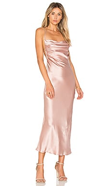 Bianca Maxi Dress in Rose